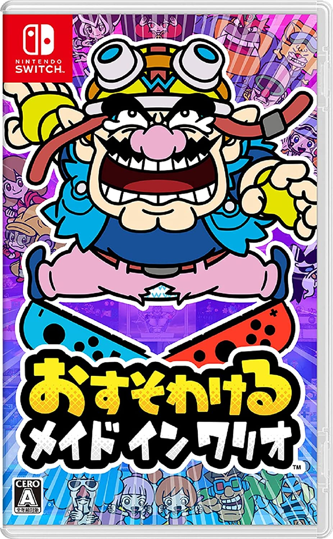 amiibo ワリオ (スーパーマリオシリーズ)
