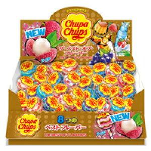【 送料無料・まとめ買い×45 】クラシエ チュッパチャプス chupachups ザ・ベスト・オブ フレーバー×45個セット(お菓子 飴 キャンディー) (49431902)※商品リニューアルの場合あり