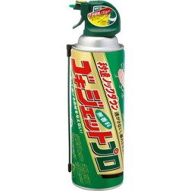 アース製薬 ゴキジェットプロ 450ml 殺虫剤 ( ゴキブリ退治・駆除 ゴキブリ用エアゾール ) ( 4901080210210 )