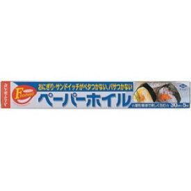 【送料無料・まとめ買い×10】東洋アルミ ペーパーホイル 30cm*5M*1本入 ( 吸湿ホイル ) ×10点セット ( 4901987200819 )