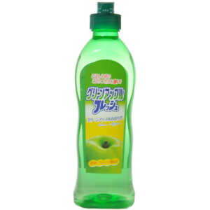【送料込】ロケット石鹸 フルーツ酸 フレッシュコンパクト グリーンアップル 250ml ×30個セット まとめ買い特価 ( 4903367302878 )