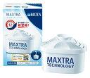 ブリタ ( BRITA ) ポット型浄水器 マクストラ用 フィルターカートリッジ ( 1個入 ) BJ-NM1 日本仕様 ( 4006387043384 )