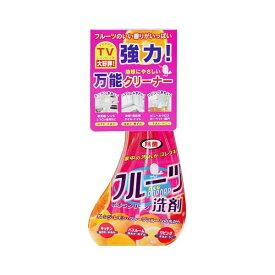 フルーツ洗剤 ネオポポラ ポポラクリーン 400ml ( 台所用洗剤・住居用洗剤 ) ( 4580225440011 )