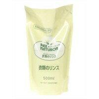 太陽油脂 パックスナチュロン 衣類のリンス 詰替用 500ml フローラルブーケのさわやかな香り ( PAX NATURON 柔軟剤 詰め替え ) ( 4904735053477 )