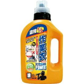 カネヨ石鹸 濃縮作業衣 本体 800ml