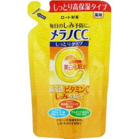 【令和・ステイホームSALE】ロート メラノCC 薬用しみ対策 美白化粧水 しっとりタイプ つめかえ用 170ml