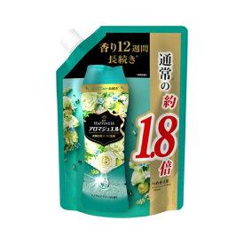 P&G レノアハピネス アロマジュエル エメラルドブリーズの香り つめかえ用 特大サイズ 805ml