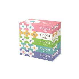 【今月のオススメ品】王子ネピア ネピネピ ティシュ 150組 5箱パック 【tr_299】