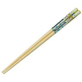 スケーター 竹箸 (21cm) スヌーピー&ウッドストック ANT4