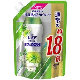 P&G レノア 本格消臭 抗菌ビーズ グリーンミスト つめかえ用 特大サイズ 760ml