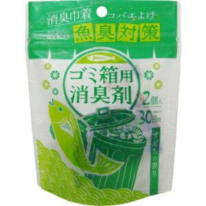 【送料込・まとめ買い×10個セット】ウエ・ルコ ゴミ箱用 消臭剤 すだちの香り 20g