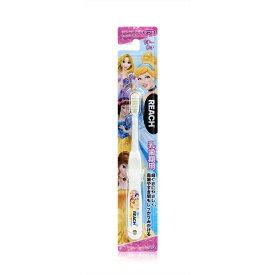 【令和・早い者勝ちセール】銀座ステファニー リーチ キッズ プリンセス 乳歯期用 歯ブラシ ※色は選べません。