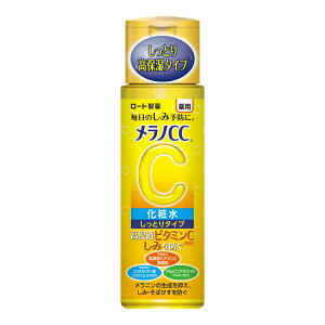 【送料込・まとめ買い×48個セット】ロート製薬 メラノCC 薬用 しみ対策 美白化粧水 しっとりタイプ 170ml