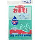 ネクスタ ごみっこポイ 三角コーナー用 水切り袋 30枚+3枚入り ( 4903652241226 )