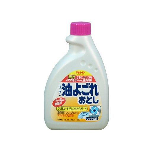 アサヒペン キッチン油よごれおとし つけかえ用 400ml(台所用洗剤 詰め替え) ( 4970925303110 )