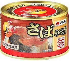 マルハニチロ さばみそ煮 月花  EO缶 缶詰 200g(食品 缶詰め サバ みそ煮)(4901901145097) ※無くなり次第終了