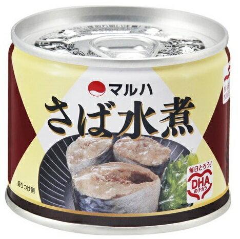 【品薄】【缶詰】マルハニチロ さば 水煮 190g EO 缶詰 (食品 かん詰め サバ)(4901901145714)※無くなり次第終了