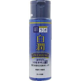 【無くなり次第終了】肌ラボ 白潤プレミアム 薬用浸透美白化粧水しっとり 170mL (4987241150359)