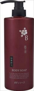 【熊野油脂】【四季折々】四季折々椿油ボディソープボトル600ML【600ML】