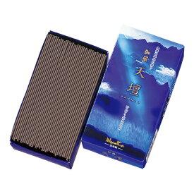 日本香堂 お線香 「 伽羅天壇 バラ詰 」約125g 格調高い香木の香りのお線香 ( 4902125263956 )