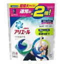 P&G アリエール ジェルボール 3Dプラチナスポーツ つめかえ用 超特大 26粒入