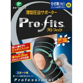 ピップ 薄型 圧迫サポーター プロ・フィッツ ひざ用 M (4902522665407)