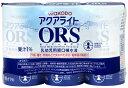 【6個で送料無料】和光堂 アクアライト ORS オーアールエス 125ml×3本 ×6点セット ( 4987244141750 )