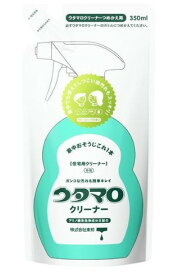 東邦 ウタマロ クリーナー つめかえ用 350ml 日本製 ( 多目的住居用洗剤 詰め替え ) ( 4904766130246 )