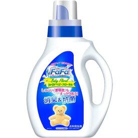 【送料無料・まとめ買い×5】ファーファ 液体衣料用洗剤 ベビーフローラルの香り 900ml 本体×5点セット ( 4902135142999 )