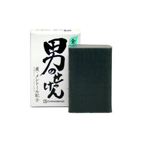 地の塩社 男のせっけん ( 内容量:80G ) ( ちのしお 石鹸 ) ( 4982757911821 )
