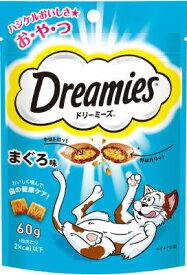 【送料無料・まとめ買い×10】DRE4 ドリーミーズ まぐろ味 60G ×10点セット(4902397836032)