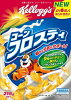 ケロッグコーンフロスティ 215 g (food, breakfast, serial number) (4901113015010) ※It is finished as soon as I disappear