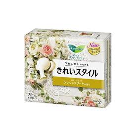 花王 ロリエ きれいスタイル プレシャスブーケの香り 72個入