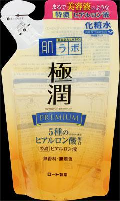 極潤プレミアムヒアルロン液170mLつめかえ用(化粧品・スキンケア・エイジングケア)(4987241143702)