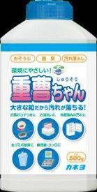 カネヨ石鹸 重曹ちゃん 本体 500G ボトルタイプ ( 4901329290614 )