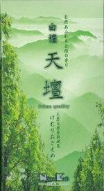日本香堂 白檀天壇 バラ詰 約125g(仏事用お線香)( 4902125264915 )