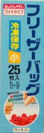 日本サニパック スマートキッチン フリーザーバッグ Sサイズ 25枚 KS36 ( 4902393458368 )