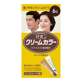 シュワルツコフ ヘンケル パオン クリームカラー6-G 自然な褐色 ( 女性用白髪染め ) ( 4987234130207 )