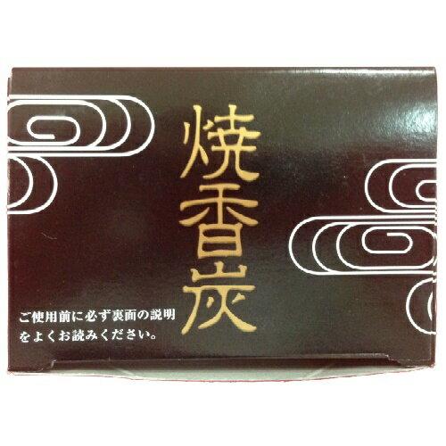 桐灰 焼香炭 5本入り(仏事用品 火種)(4901548900059)