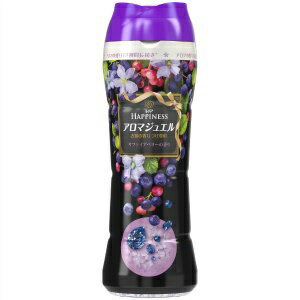 【先行発売】P&G レノアハピネス アロマジュエル 本体 520ml サファイヤベリーの香り(衣類用香りづけ)(4902430734707)