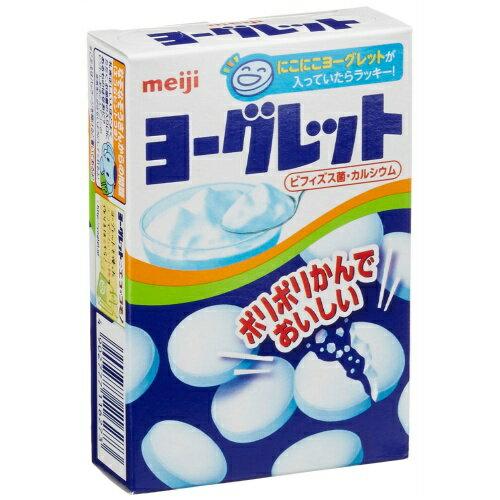 【まとめ買い×10】明治 ヨーグレット 18粒×10個セット さわやかなヨーグルト味のタブレットキャンディ(駄菓子 食品)(4902777116273)