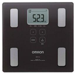 歐姆龍健康管理身體掃描體重身體組成計HBF-214 BW(棕色)(4975479407772)