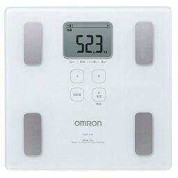 歐姆龍健康管理身體掃描體重身體組成計HBF-214 W(白)(4975479407796)