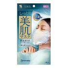 小林製薬しっとり美肌マスク就寝用ふつうMサイズ3枚入(4987072058442)