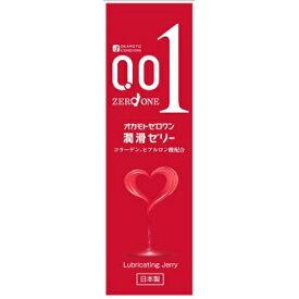 【決算セール】オカモト ゼロワン 潤滑ゼリー 50g 日本製 無臭・無色透明( 4547691764744 )※無くなり次第終了