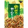 东京 Karine 蔬菜 karinto 115 g × 12 件套餐 (食品、 糖果和 Kalindi) (4901939305104)
