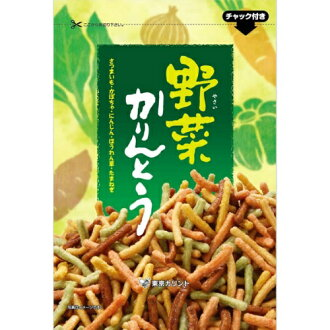 Tokyo Karine vegetables karinto 115 g × 12 pieces