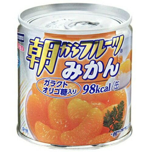 【決算セール】はごろも 朝からフルーツ みかん 缶詰 190g(食品 缶詰め デザート)(4902560170642)※無くなり次第終了
