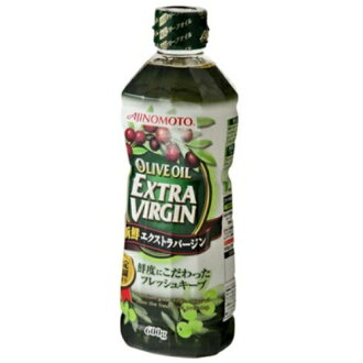 Ajinomoto olive oil extra virgin 600 g *20 set (4902590117280)