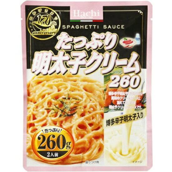 蜂食品許多的明太子奶油260g*024分安排(4902688265299) Himeji Distribution Center